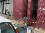 Agência bancária é arrombada no bairro São Geraldo, em Porto Alegre Tiago Boff/Agencia RBS