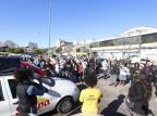 Familiares e ativistas antirracistas protestam contra conclusões do MP em duas ações policiais com morte Lauro Alves/Agencia RBS