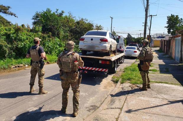 Polícia pretende ouvir na próxima semana motorista suspeito de perseguir ciclistas em Porto Alegre Polícia Civil/Divulgação