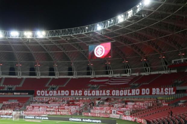 Lelê Bortholacci: respeitem o Inter, senhores Ricardo Duarte/Internacional/Divulgação