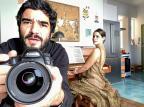 """Caio Blat relembra briga com Luisa Arraes durante filmagens de """"Amor e Sorte"""": """"Ficou todo mundo constrangidíssimo"""" João Miguel Júnior/Globo"""