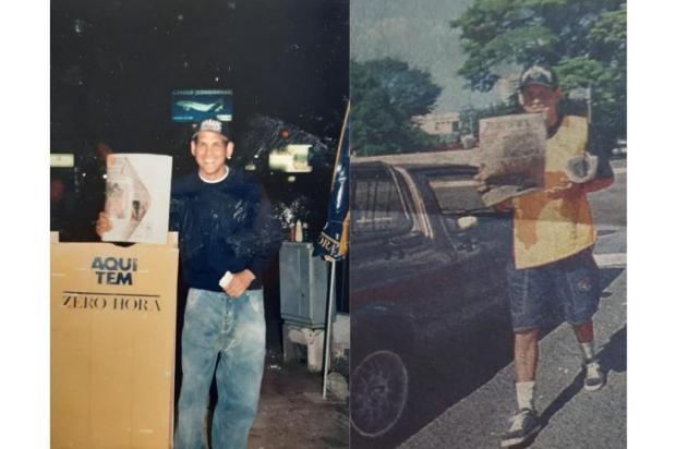 Memórias de um jornaleiro: as histórias de quem carregava as notícias embaixo do braço Arquivo pessoal/Arquivo pessoal