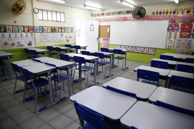 Quatro cidades da Região Metropolitana já decidiram não ter mais aulas na rede municipal em 2020 Félix Zucco/Agencia RBS