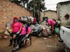 """""""É as guria!"""": cooperativa de reciclagem da Vila dos Herdeiros garante renda para mulheres chefes de família Marco Favero/Agencia RBS"""