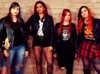 Conheça a banda formada só por mulheres, que investe no punk rock Arquivo Pessoal/Arquivo Pessoal