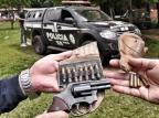 Autor confesso detalha à polícia como matou taxista durante assalto em Montenegro Polícia Civil/Divulgação