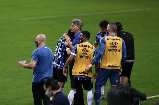 Cacalo: é hora de o Grêmio confirmar sua força no Brasileirão André Ávila/Agencia RBS