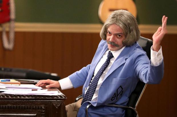 """""""Escolinha do Professor Raimundo"""" ganha nova temporada com personagens marcantes da dramaturgia JOAO COTTA/TV Globo/Divulgação"""