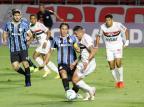 Cacalo: a roubalheira da qual o Grêmio foi vítima ofuscou o futebol do final de semana FLAVIO CORVELLO/FUTURA PRESS/ESTADÃO CONTEÚDO