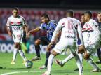 Guerrinha: reclamação do Grêmio veio em boa hora Lucas Uebel/Grêmio/Divulgação
