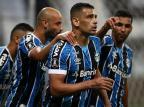 Guerrinha: jogo para o Grêmio mudar de página no Brasileirão DIEGO VARA/POOL/AFP