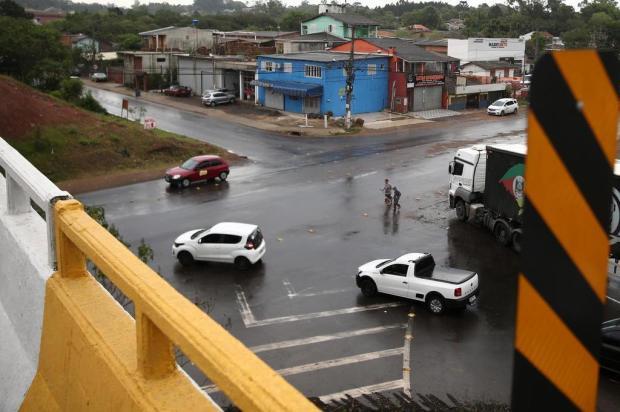 RS-020 oferece perigo aos pedestres e trechos com falta de sinalização Jefferson Botega/Agencia RBS