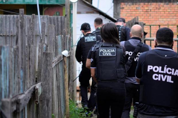 Presos três suspeitos de assassinatos em saída de boate em Porto Alegre Polícia Civil/Divulgação