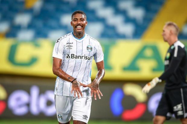Luciano Périco: jogo contra o Corinthians deixou uma lição para Renato Portaluppi Lucas Uebel/Grêmio/Divulgação