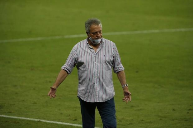Lelê Bortholacci: Abel não pode ser responsabilizado pela eliminação da Copa do Brasil Lauro Alves/Agencia RBS