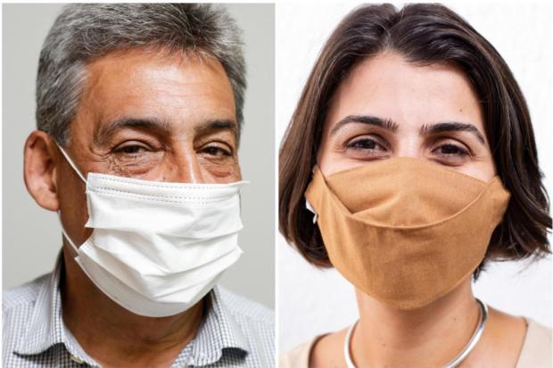 Melo e Manuela se enfrentarão no segundo turno da eleição à prefeitura de Porto Alegre Mateus Bruxel/Agencia RBS