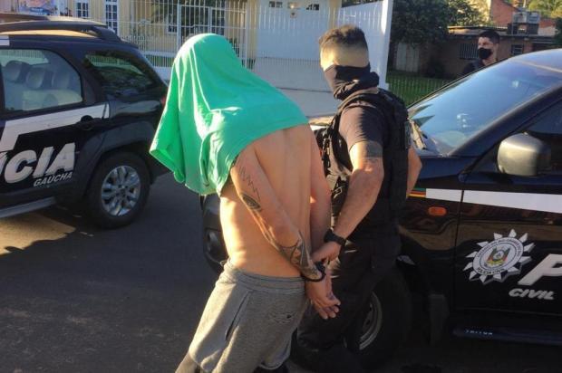 Polícia Civil deflagra terceira etapa de operação contra telentrega de drogas em Esteio Ronaldo Bernardi/Agencia RBS