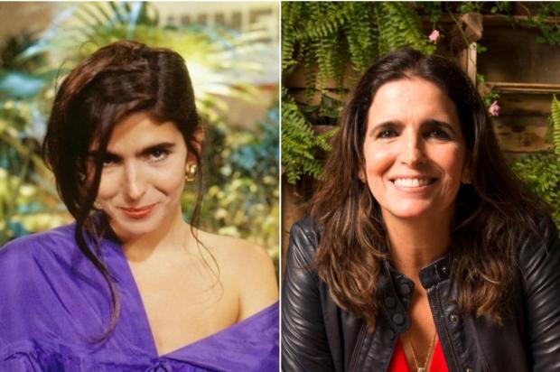"""""""Top Model"""": 31 anos depois, veja como está o elenco da novela Nelson Di Rago/Ramón Vasconcelos/Divulgação/Globo"""