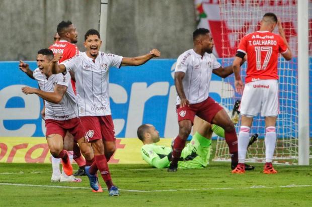 Guerrinha: derrota de virada para o Fluminense mostrou um Inter desnorteado Lauro Alves/Agencia RBS