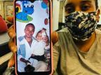 """""""Querem culpá-lo pela própria morte"""", diz filha deJoão Alberto Freitas, assassinado no supermercado Jeniffer Gularte/Agencia RBS"""