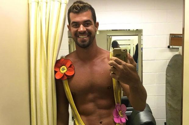 """Borat de """"Amor e Sexo"""" é baleado por policial no Rio de Janeiro Reprodução/Instagram @@brunomiranda.borat"""