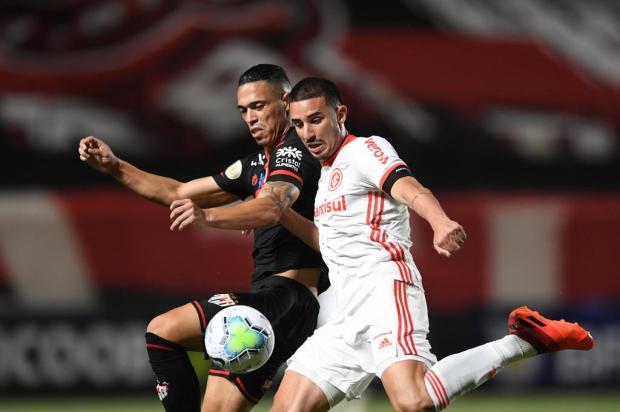 Lelê Bortholacci: Inter jogou um futebol para estragar o fim de semana do colorado Ricardo Duarte/Inter,Divulgação