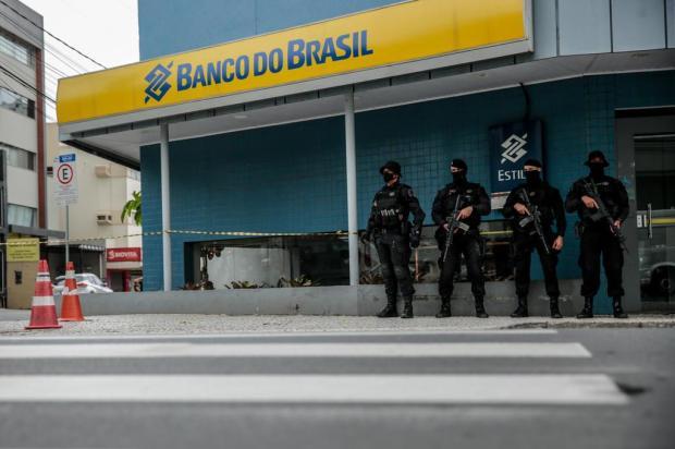 Cinco suspeitos de envolvimento em assalto a banco em Criciúma são presos no RS e em SC Marco Favero/Agencia RBS