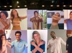 Chamada de fim de ano da Globo reúne famosos com abraços virtuais Reprodução / Globo /Globo