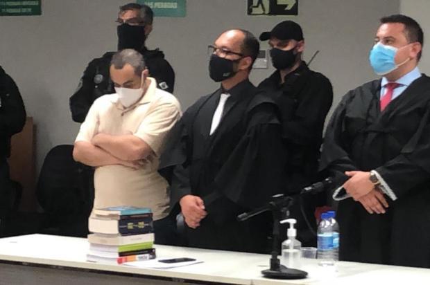 Autor confesso de estupro e morte da menina Naiara, em Caxias do Sul, é condenado a 36 anos de prisão Porthus Junior/Agência RBS