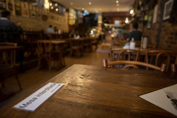 Decreto altera horários do comércio e de restaurantes em Porto Alegre; veja a íntegra Jefferson Botega/Agencia RBS
