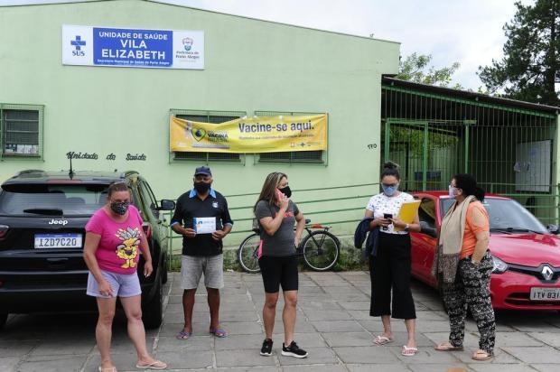 Quatro postos de saúde amanhecem fechados e população é surpreendida em Porto Alegre Ronaldo Bernardi/Agencia RBS