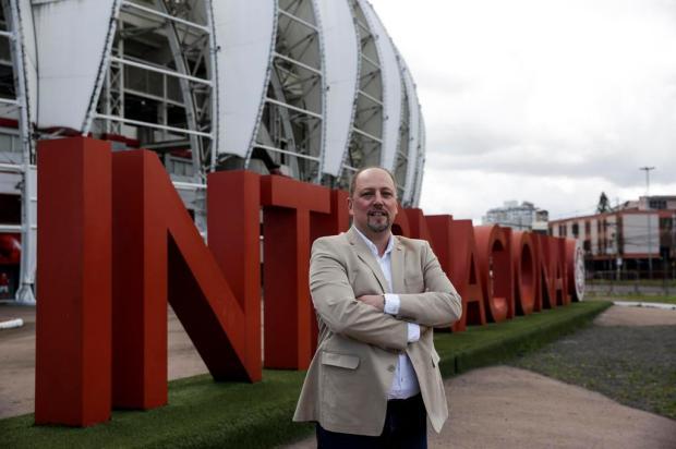 Chapa 5 vence a eleição, e Alessandro Barcellos é o novo presidente do Inter Mateus Bruxel/Agencia RBS
