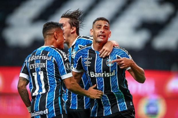 Cacalo: os desafios do Grêmio nesta reta final de temporada Lucas Uebel / Grêmio/Divulgação/Grêmio/Divulgação