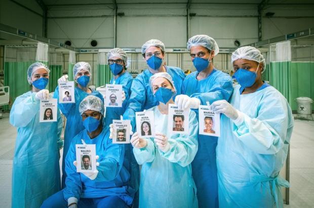 Novo normal: relembre como foi a programação da TV neste ano de pandemia Paulo Belote/Globo