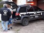 Polícia Civil prende suspeito de assassinar jovem com disparo em Santa Maria Polícia Civil/Divulgação