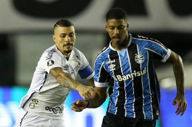 Luciano Périco: o titular do Grêmio que não pode ser sacado por Renato Portaluppi Alexandre Schneider/POOL/AFP