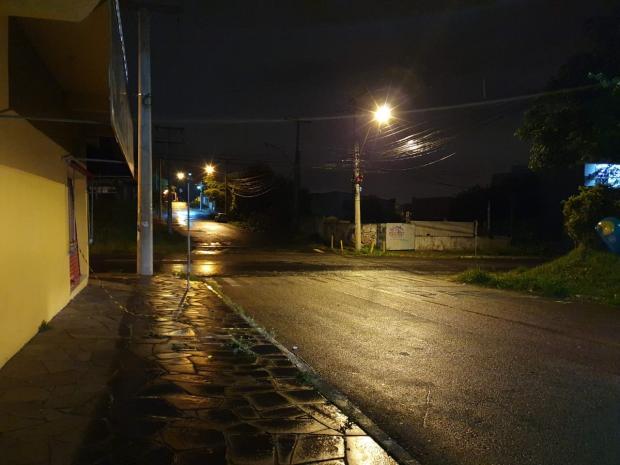 Motorista de aplicativo é morto a tiros em Sapucaia do Sul Alfredo Pereira / RBS TV/RBS TV