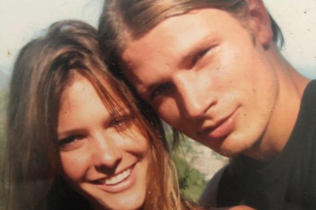 """Rodrigo Hilbert recorda foto antiga com Fernanda Lima: """"Quase 20 anos"""" Instagram @rodrigohilbert / Divulgação/Divulgação"""