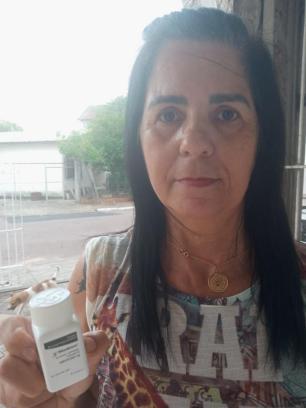Novamente, aposentada de Cachoeirinha fica sem tratamento para Parkinson Arquivo Pessoal/Arquivo Pessoal