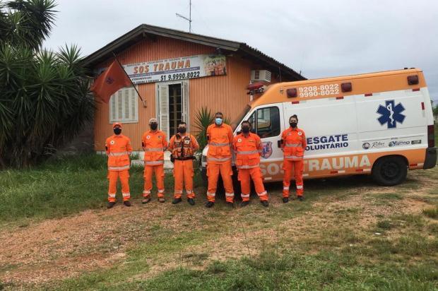 Socorristas voluntários de Viamão fazem campanha para compra de uma ambulância nova Arquivo Pessoal/Arquivo Pessoal