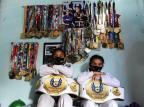 Campeãs de jiu-jítsu, irmãs de 11 e 9 anos treinam em estofaria e pedem doações em sinaleiras para seguir competindo Ronaldo Bernardi/Agencia RBS