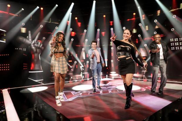 """Entre sonhos antigos e novas possibilidades na carreira, """"The Voice+"""" promete emocionar público João Miguel Jr./Globo"""