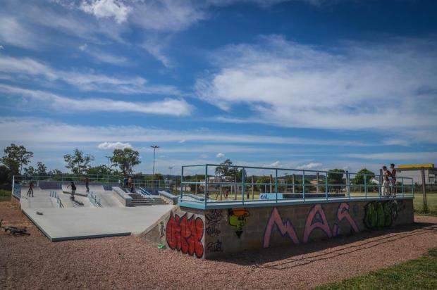 Restinga ganha pista oficial de skate com 674 metros quadrados Isadora Neumann/Agencia RBS