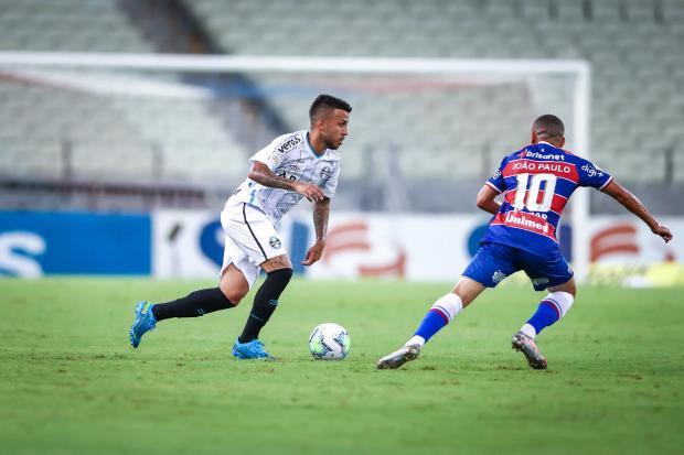Cacalo: explicações sobre o desempenho do Grêmio Lucas Uebel / Grêmio, divulgação/Grêmio, divulgação
