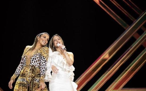Ivete Sangalo e Claudia Leitte farão live juntas para celebrar o Carnaval Reprodução / Youtube/Youtube