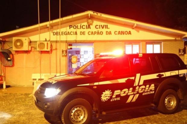 Suspeito de matar vendedor de picolé por disputa em ponto de venda em Capão da Canoa se entrega à polícia  Divulgação/Polícia Civil