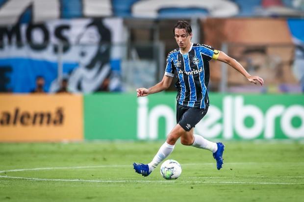 Zé Alberto: está muito clara a prioridade para a volta de Geromel Lucas Uebel / Grêmio/Divulgação/Grêmio/Divulgação