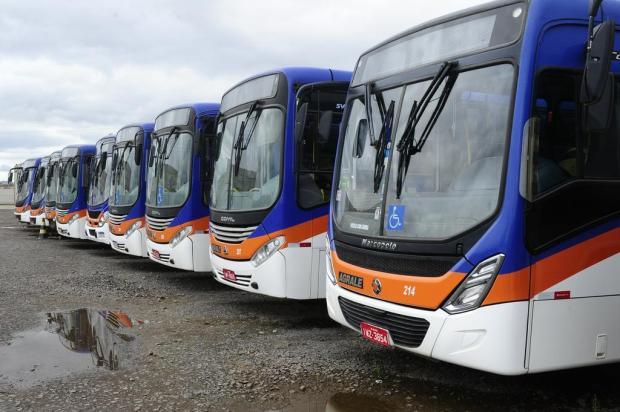 Ônibus de Guaíba vão circular com 40% da frota a partir desta quarta-feira Ronaldo Bernardi/Agencia RBS
