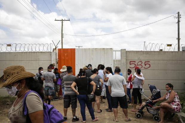Impasses dificultam mutirão para acelerar remoção de famílias da Nazaré Mateus Bruxel / Agencia RBS/Agencia RBS