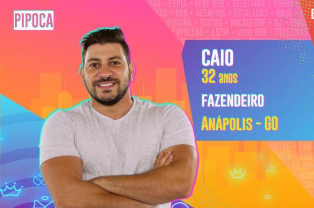 Caio é criticado após dizer que colocou ovo fervendo na boca de um cão TV Globo / Divulgação/Divulgação